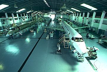 Aircraft Industry In Brazil