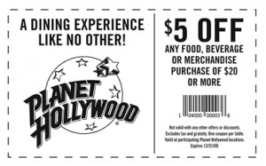 Planet Hollywood USA