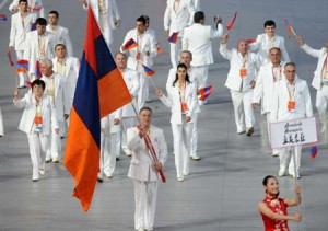 Armenia at the 2010 Olympics